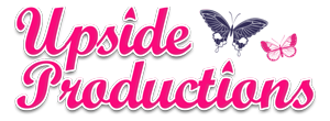 Upside Productions Site Logo - Sticky