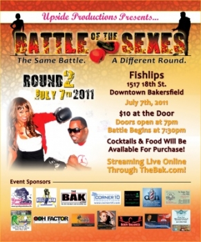 Event 3: Battle of the Sexes Round 2